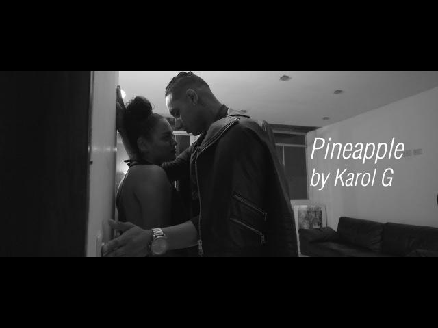 Karol G Pineapple Choreography by @jeremyiturri y @sandrabegue