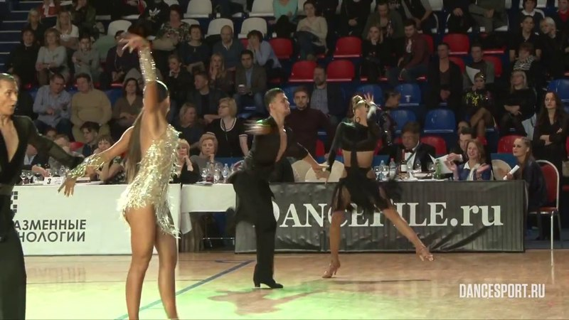 Павинский Никита - Короткова Полина, Final Samba