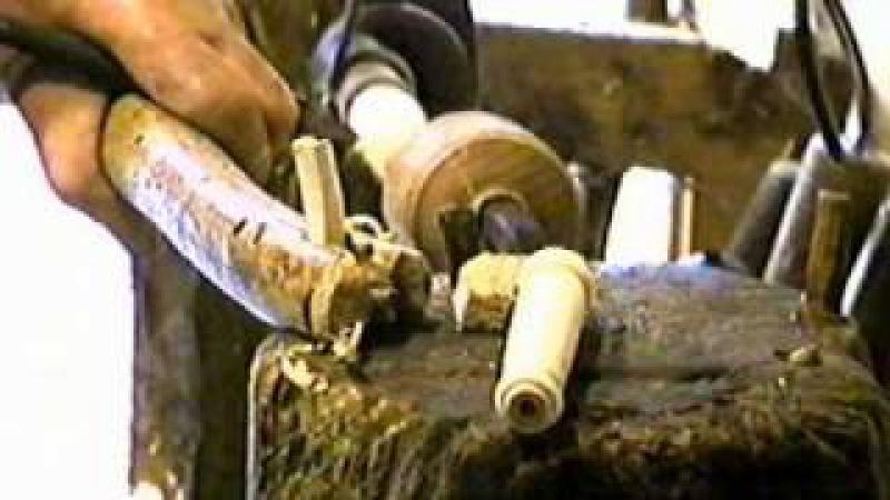 I flauti di Fortuno Angiolini di Brumano in Valle Imagna