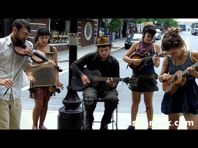 Busk Break: Mister Gunn The Pistol Packin' Mamas cover My Fat Gal