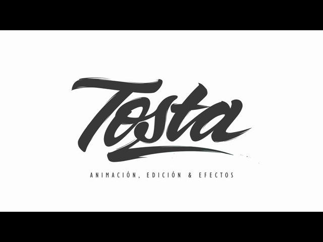 TOSTA logo intro