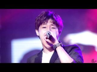 141218 Man In Love (Sunggyu) - Diesel Watch Party Event