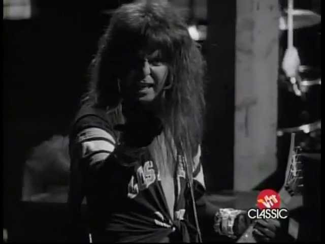 W.A.S.P.-The Real Me (Official Video 1989) HQ