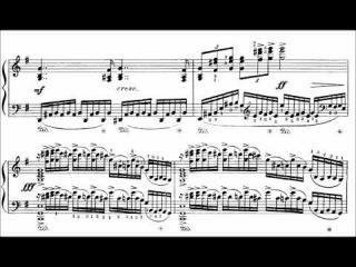 Sergei Rachmaninov - Moment Musicaux Op. 16 No. 4 (audio + sheet music)