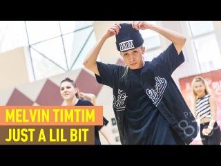 Melvin Timtim @ RDC15 Project818 Russian Dance Championship — 50 Cent, Just A Lil Bit