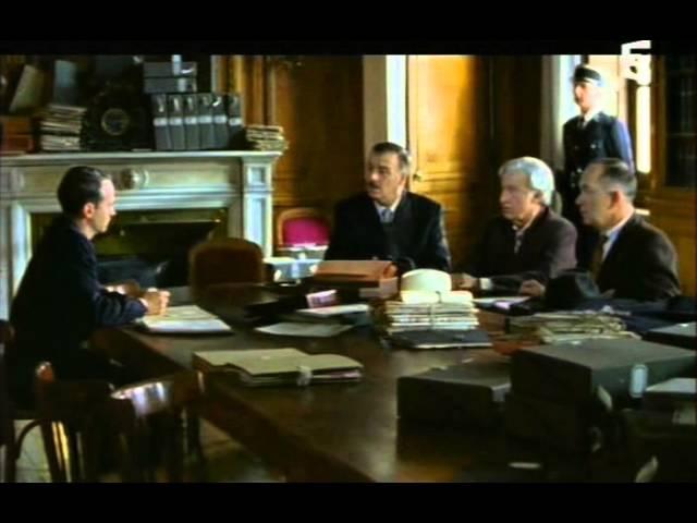 L'affaire Sacha Guitry Jean François Balmer Film 2006
