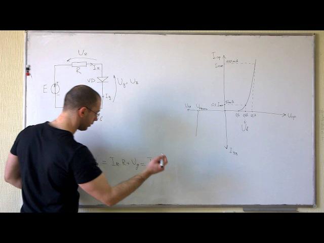 Тема 3 5 1 Розрахунок схем з діодами