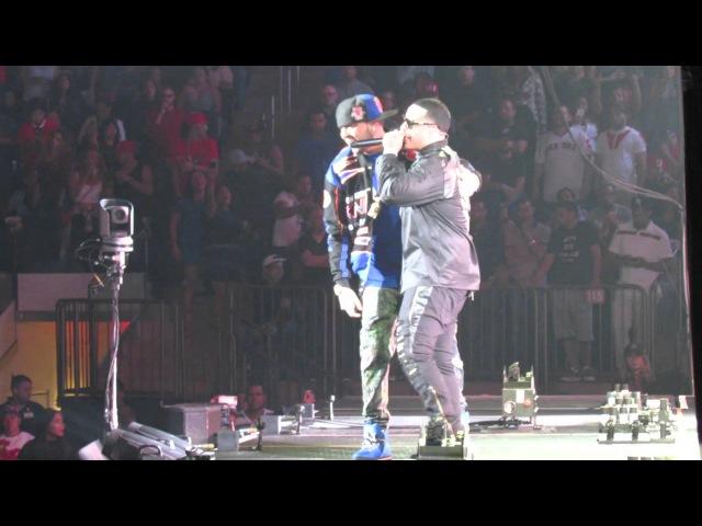 Daddy Yankee и Paramba - Que se mueran de envidia [MSG]