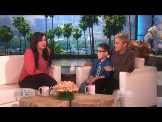The Ellen DeGeneres Show Full Episode Season 13  David Spade, Giada De Laurentiis, Brett Eldredge, Ilovememphise, Tayt