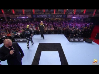 Peter Wright vs Andrew Gilding (World Matchplay 2015 / Round 2)