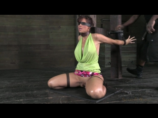 SexuallyBroken - December 02, 2013 - Syren De Mer - Matt Williams - Jack Hammer (BDSM / БДСМ / Порно)