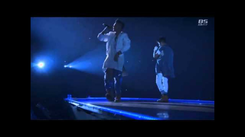 YG Team B IKON Just Another Boy Climax @YG Family Concert in Japan