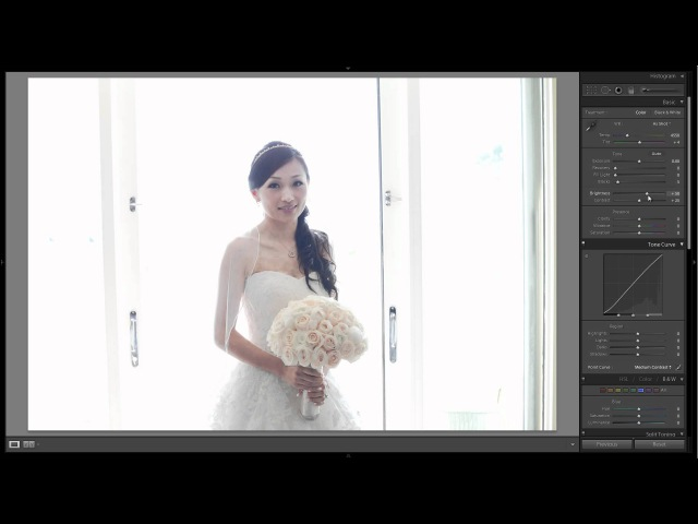 Ordinary to Extraordinary How to Develop High Key Images in Lightroom td