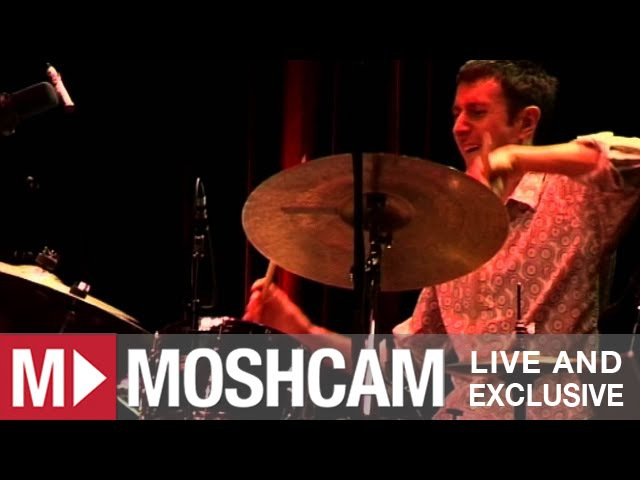 The Cinematic Orchestra Burnout Live in Sydney Moshcam