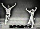 Vera Tsignadze and Vakhtang Chabukiani-Moscow, Bolshoi Theatre (1954)