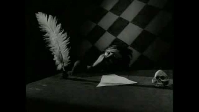 Vincent Tim Burton 1982 Винсент Тим Бартон