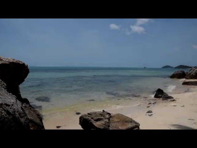 Privat beach to Taling Ngam Koh Samui Thailand