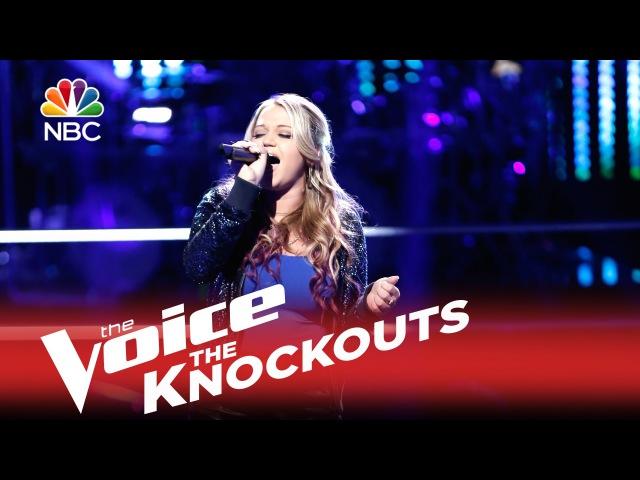 The Voice 2015 Knockout - Riley Biederer XO