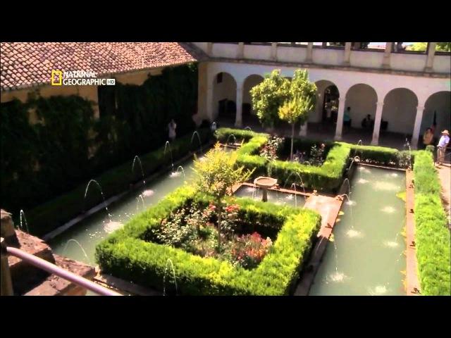 Супер Сооружения древности Альгамбра National Geographic HD