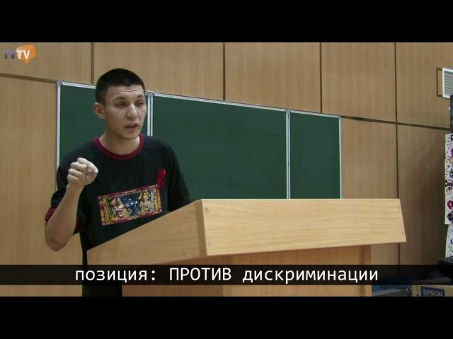 Суровые дебатёры в Казахстане