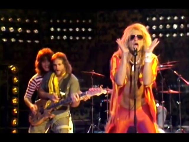 Van Halen Mean Street 1981 Italian TV Performance Lip Sync HIGHEST QUALITY