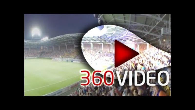 Борисов Батэ - Венгерский Дебреценом в 360 градусов видео