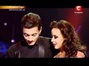 Танцы со звездами-4, Стас Шуринс и Елена, 2 эфир