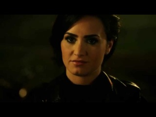 Maia (Demi Lovato) fight scene in From Dusk Till Dawn