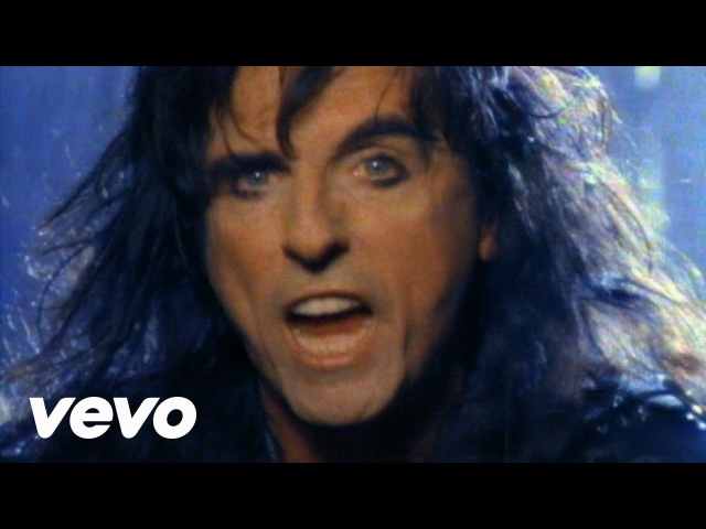 Alice Cooper - Poison (Official Video)