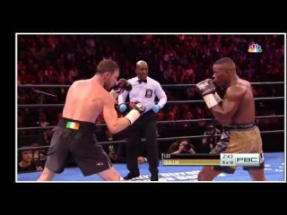 Andy Lee vs Peter Quillin - Boxing Full Fight
