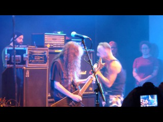 Ace Of Spades - performed by Nergal - LIVE @ All Star Jam 70000 tons of metal 2015