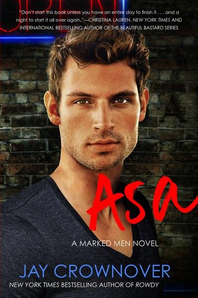 Asa (Marked Men #6)