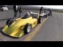 Testování formule Metalex MTX 1 01 Formule SEG ADMV Škoda 125