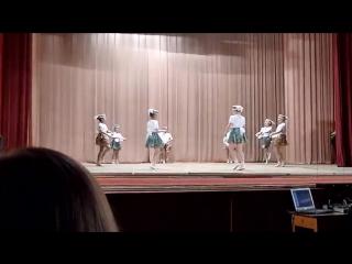 белорусский танец лявониха