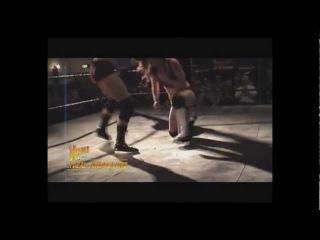 """WWE / NXT Diva Champion Paige (Britani Knight) v Jenny Sjodin, Pro-Wrestling:EVE  """"No Mans' Land"""""""