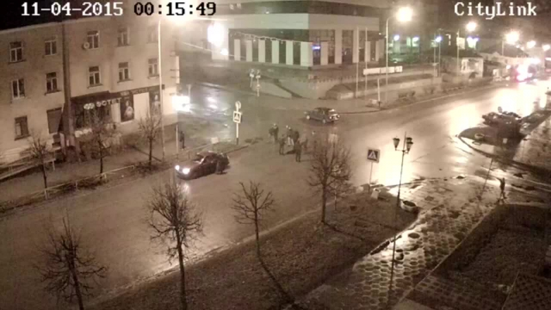 В Кондопоге сбили пешеходов