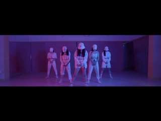 Bun up the dance - dillon francis, skrillex _ yeji kim choreography _ dance