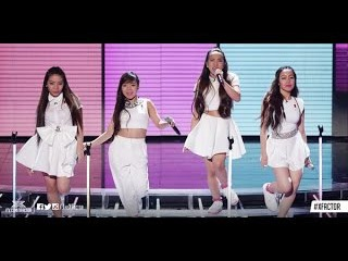4th impact - Problem | Live Show Week 1 | The X Factor 2015