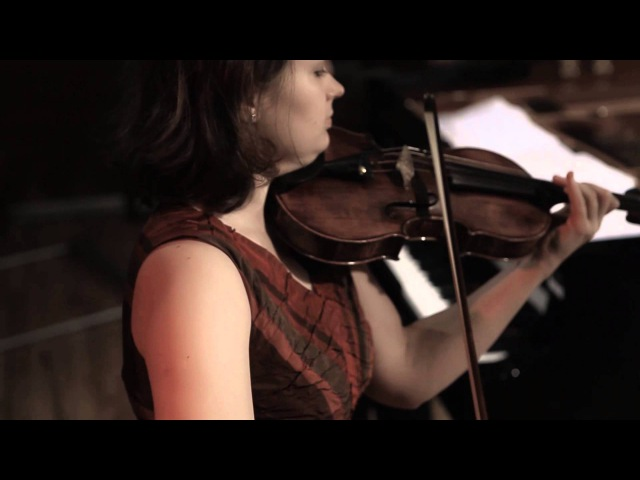 Beethoven Kreutzer Sonata No.9 - Patricia Kopatchinskaja Fazıl Say