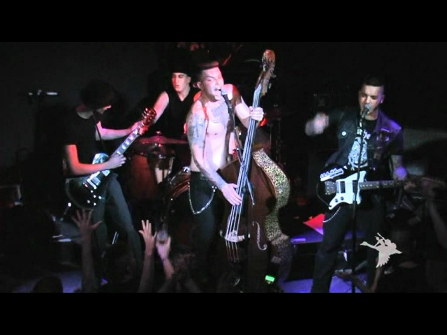 Sir Psyko His Monsters Russia Live in 10 12 2011