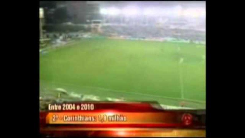 Pesquisa revela que torcida do Galo cresceu mais que a do Cruzeiro entre 2004 e 2010