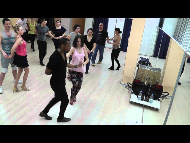 Yoandy Villaurrutia Salsa Intermediate 04 03 14