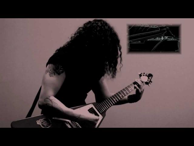 Charlie Parra Del Riego Frenzy melodic metal guitar original song