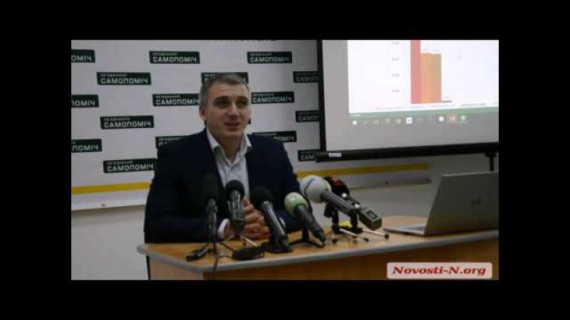 «Миколаїв отримає молодого мера», - Сенкевич побажав удачі Дятлова у другому турі