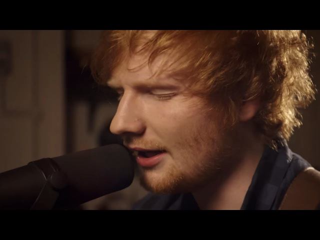 Ed Sheeran I'm A Mess x Acoustic Sessions