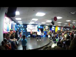 Forum Dance Fest - открытие