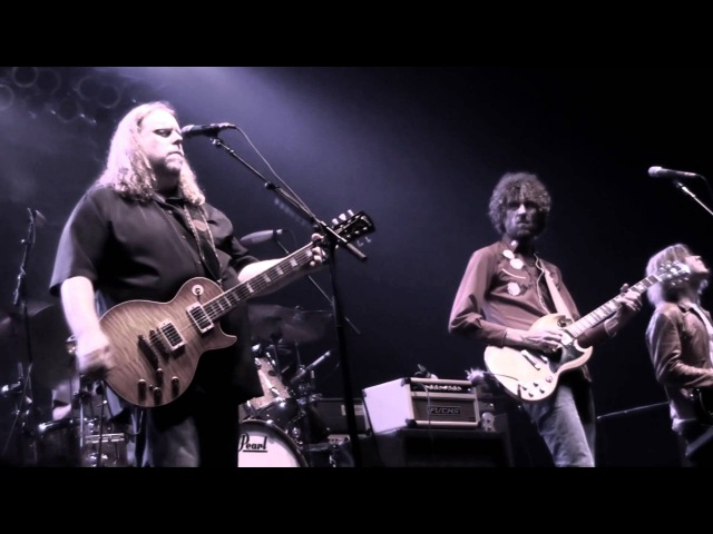 Govt Mule Simple Man 11 22 10 Another One For Woody Roseland NYC