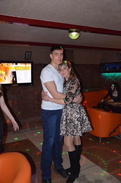 Артём Рысев: с сестрой