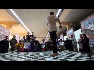 Hip Hop Pro TOP GROOVE 2 ! SHTANKO(WIN) vs BEBE SPURS