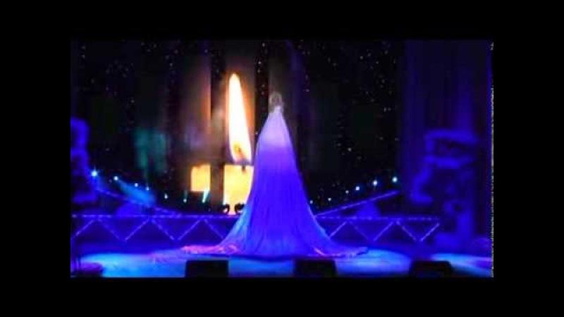 Ірина Федишин - Концерт Україна колядує 2012 - 1 ч. з 2-х